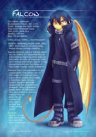 Falcon - Character Sheet by Fany001