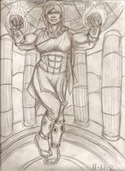 Oh Goddess: Prima Donna by RocMegamanX