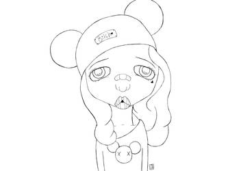 WIP: The Disney Fangirl by nianite99