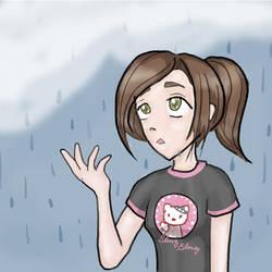 Rain? by azhure14
