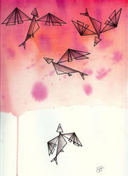 Fly by azhure14