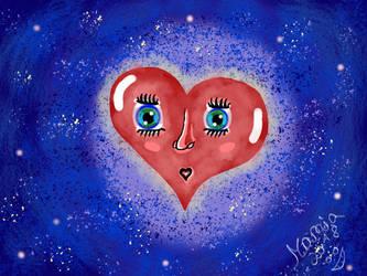 Heart by Todeskuenstlerin