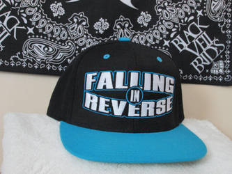 My New Falling In Reverse Hat by XxLest5000xX
