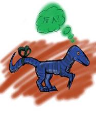 Raptor by TsujiWolf