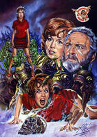 QUATERMASS AND THE PIT by Rick-Melton
