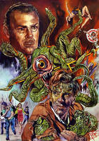 THE QUATERMASS XPERIMENT by Rick-Melton