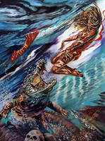Blood Surf by Rick-Melton