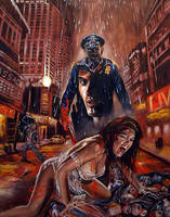Maniac Cop by Rick-Melton