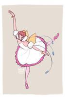 Princess Tutu by MargaDraws