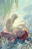 Buffy the Vampire Slayer season 10 issue 13 by StevenJamesMorris