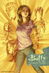 Buffy the Vampire Slayer s11 issue 12 by StevenJamesMorris