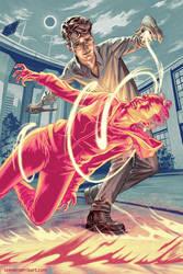 Giles cover #4 of 4 by StevenJamesMorris