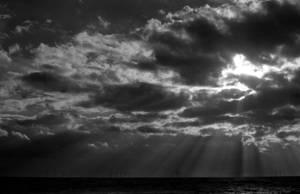 Light from heaven by Nigel-Kell