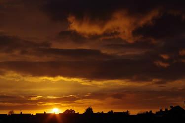 From our bedroom window III by Nigel-Kell
