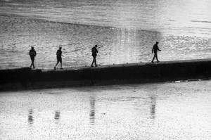 Walk to the sea by Nigel-Kell