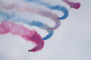 Red Arrows by Nigel-Kell