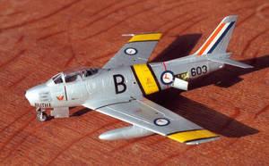 SAAF F86 Korea by Nigel-Kell