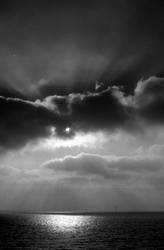 Winter skies by Nigel-Kell