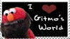 Gitmo's World by hontokokoro