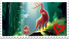 Bambi II stamp by crezebart