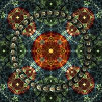 Ornamental Tile v1 by AkuraPare