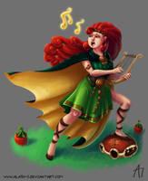 Princess Hayley by ALA1N-J