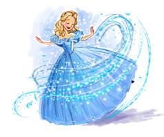 Cinderella by snoprincess