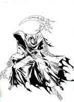 The Grim Reaper by ParisAlleyne
