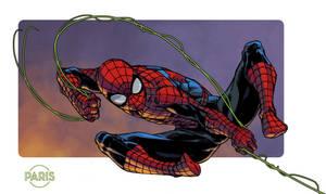 Spider-man Day by ParisAlleyne