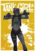 FaH- Tank Girl by ParisAlleyne