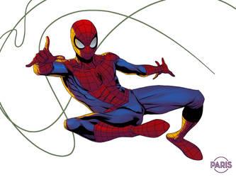 Spider-man demo by ParisAlleyne