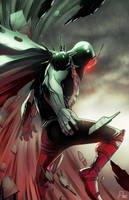Apocalypse Magneto by ParisAlleyne