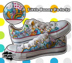 Little Bunny Fu Fu Fu by marywinkler