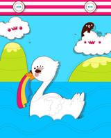 Return of the Swan by marywinkler