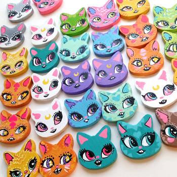 Cutie Kittens Second Set by marywinkler