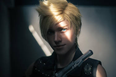 Prompto by pollypwnz