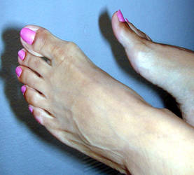 Sexy feet by EvaPolishfeet70
