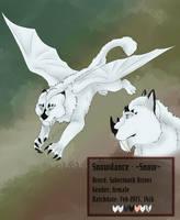 DG: Snowdance by Loumun-Versen