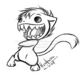 Evil smile by Beti-Kot