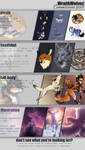Commissions - 4 SLOTS OPEN by WraithWolves