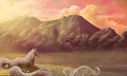 Lonesome Paradise by WraithWolves