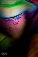 BodyPaint in Abstraction 003 by ee-po