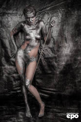 Lauren in Silver by ee-po