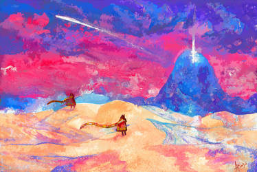 journey - apotheosis by arumise