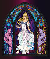 Princess Gaga by NovellineArt