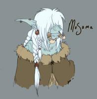 Mojama by Sio64