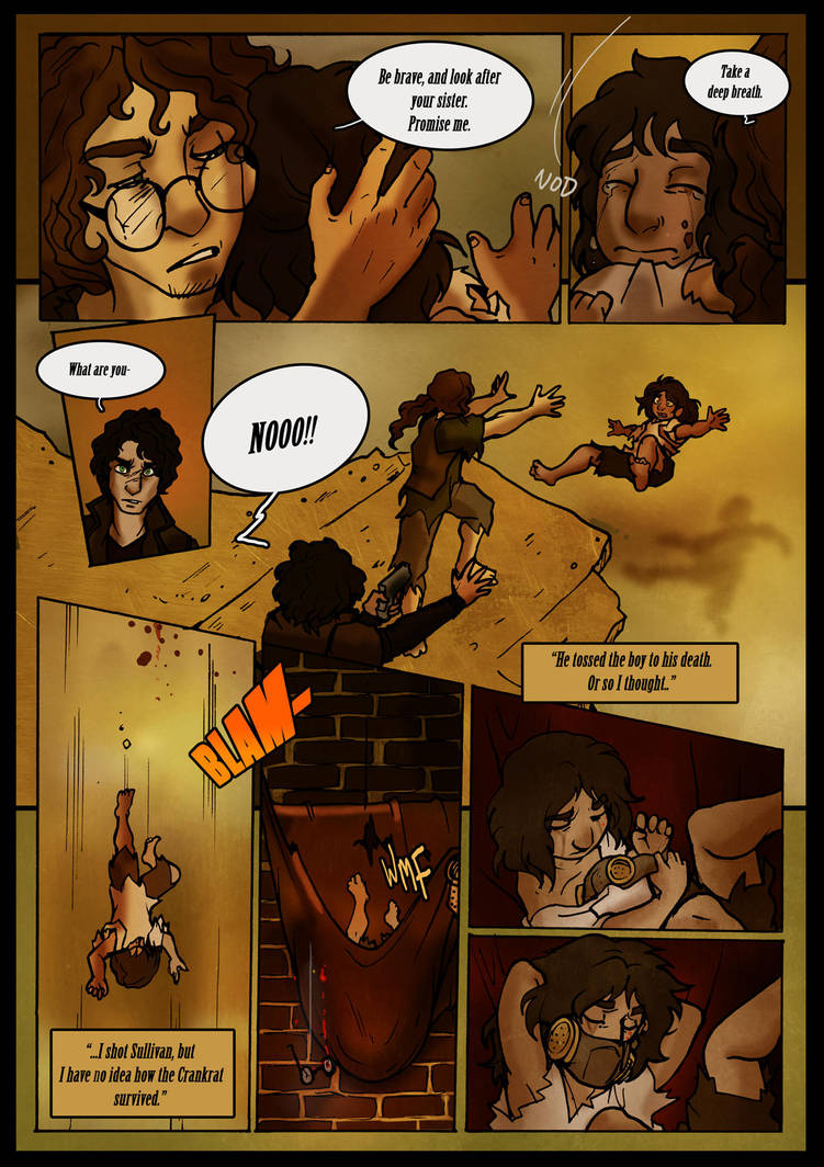 Page186 : Crankrats page by sio on deviantart