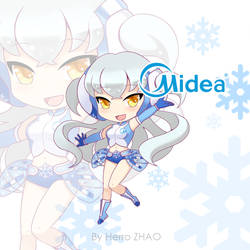 Pose Design for Midea by herroaya