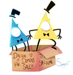 Demons For Sale by Omega-Square