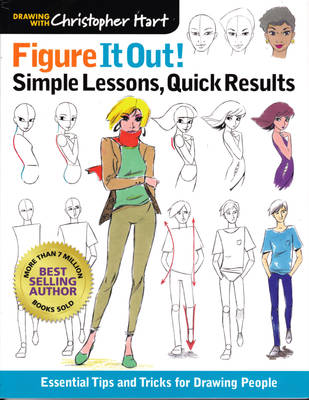FIGURE IT OUT - NEW BOOK! by Christopher-Hart